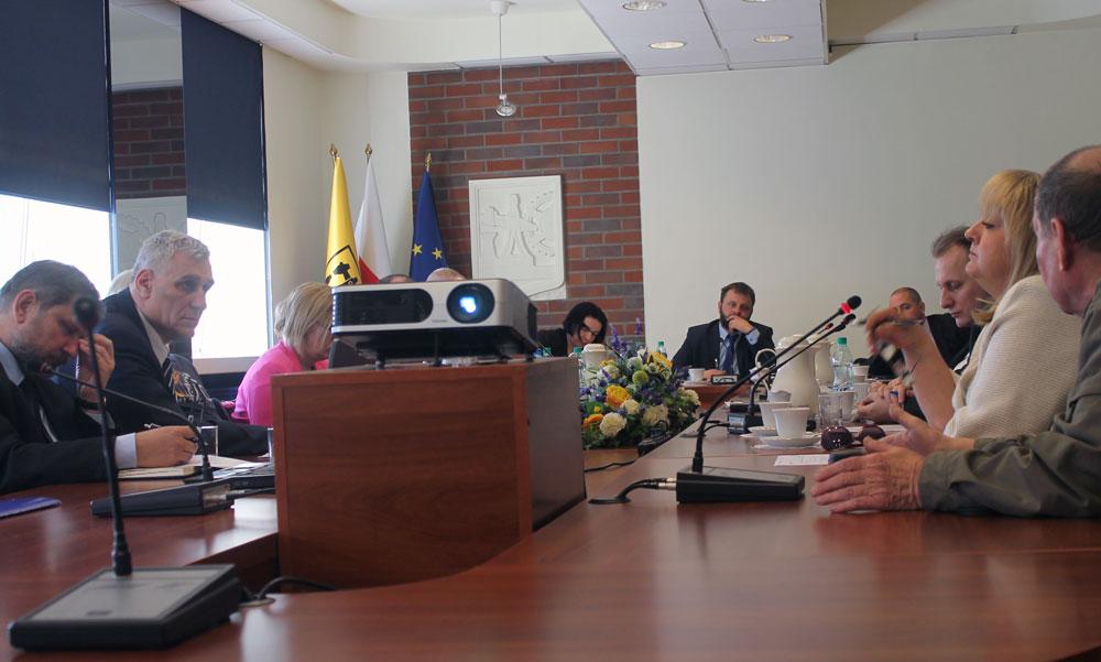 Komisji Infrastruktury i Środowiska katowickiej Rady Miasta / fot. InfoKatowice.pl