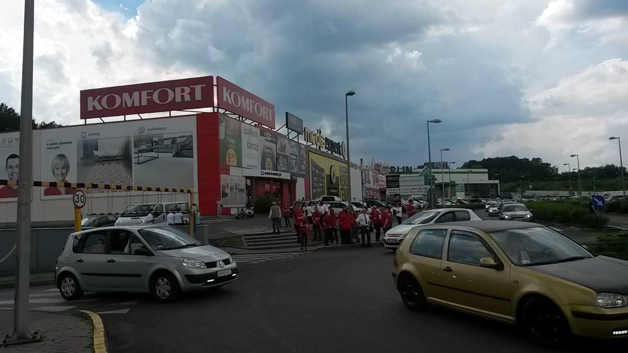 Katowice 3 stawy - 1 part 1