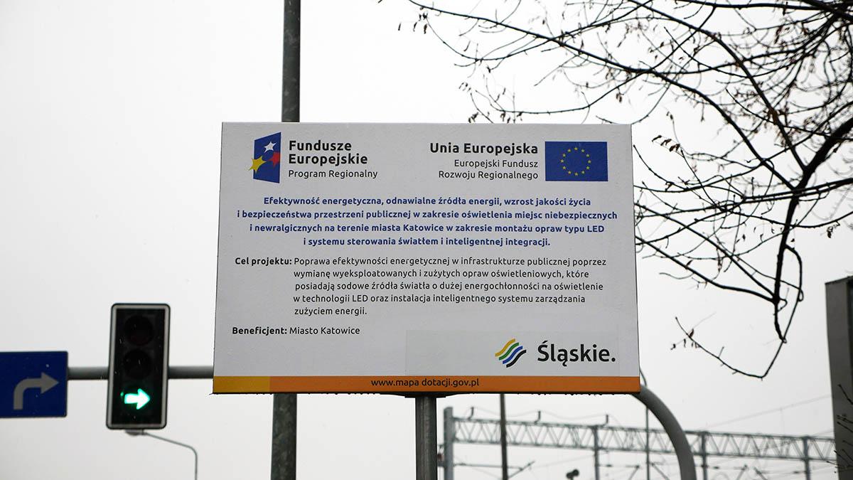 Niepewny Los Oświetlenia Wartego 17 Mln Zł W Katowicach