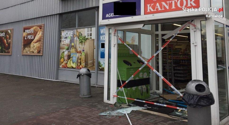 4fb2db6034 Wjechali Passatem do sklepu w Katowicach. Uciekali Audi (nowe fakty ...